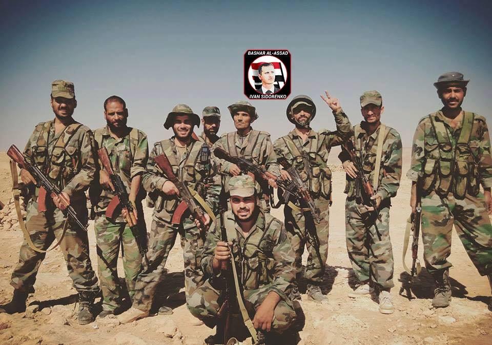 Armata Siriana, pe punctul de a elibera orasul Al-Sukhnah, ultimul obstacol pana la enclava Deir Ez Zor. [FOTO-VIDEO]